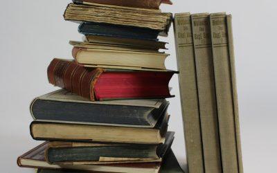 Ankauf von Büchern, ganzen Bibliotheken und mehr