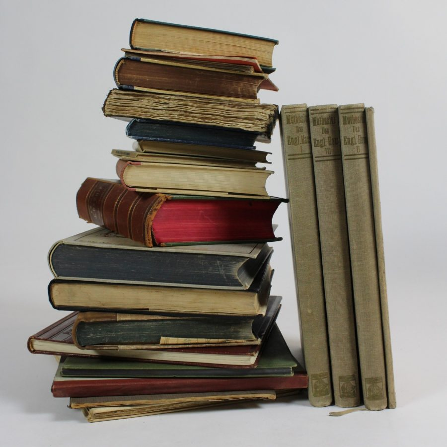 Go to Ankauf von Büchern, ganzen Bibliotheken und mehr